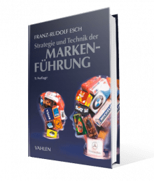 Buch Strategie und Technik der Markenführung von Prof. Dr. Esch I The Brand Consultants GmbH