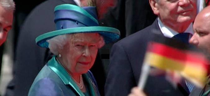 Die Queen als Marke – jeden Cent wert