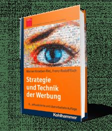 Buch Strategie und Technik der Werbung von Prof. Dr. Esch I The Brand Consultants GmbH
