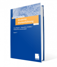 Buch Moderne Markenführung: Grundlagen - Innovative Ansätze - Praktische Umsetzungen von Prof. Dr. Esch I The Brand Consultants GmbH