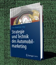 Buch Strategie und Technik des Automobilmarketing von Prof. Dr. Esch I The Brand Consultants GmbH