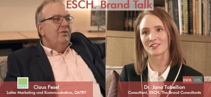 ESCH. Brand Talk mit Claus Fesel