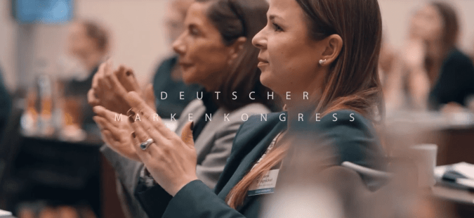 Deutscher Markenkongress 2018 – Aftermovie