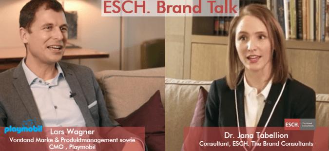 ESCH. Brand Talk mit Lars Wagner