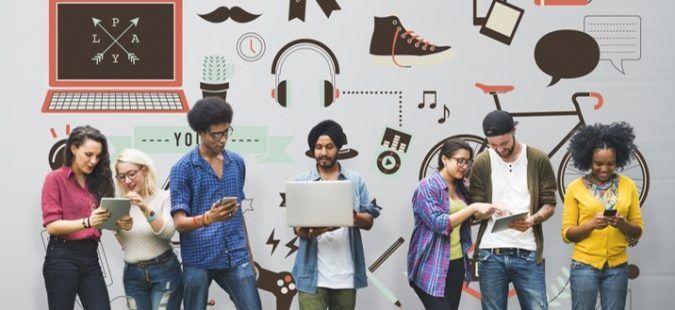 Wie die Generation YZ Marken vor Herausforderungen stellt