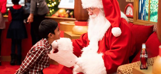 Wie eine Marke Weihnachten prägte