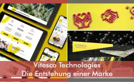 Vitesco Technologies l Die Entstehung einer Marke l Markenidentität & Positionierung l ESCH. The Brand Consultants GmbH