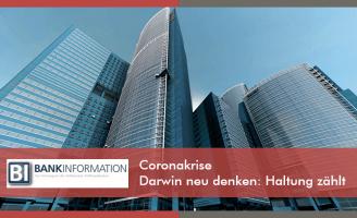 Bankinformation l Darwin neu denken: Haltung zählt l Purpose, Vision & Unternehmensstrategie entwickeln l ESCH. The Brand Consultants GmbH