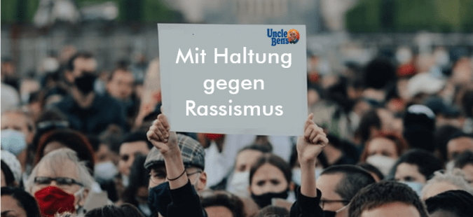 Uncle Ben's: Mit Haltung gegen Rassismus