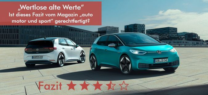 Wie viel VW ist im ID.3?