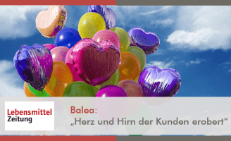 Lebensmittel Zeitung l Balea: