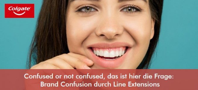Confused or not confused, das ist hier die Frage:   Brand Confusion durch Line Extensions