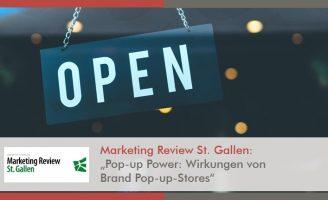 Marketing Review St. Gallen: