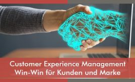 Customer Experience Management Win-Win für Kunden und Marke l Customer Experience Execution l ESCH. The Brand Consultants GmbH