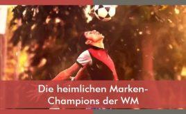 Die heimlichen Marken-Champions der WM l Markenumsetzung in Markenkommunikation, Produkt, Service & Vertrieb l ESCH. The Brand Consultants GmbH