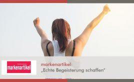 Markenartikel l Echte Begeisterung schaffen l Customer Experience Execution l ESCH. The Brand Consultants GmbH