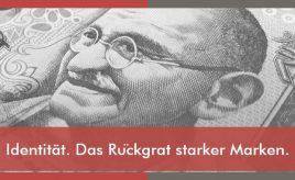 Identität. Das Rückgrat starker Marken l Markenidentität & Markenpositionierung l ESCH. The Brand Consultants GmbH