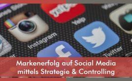 Markenerfolg auf Social Media mittels Strategie & Controlling l Markenumsetzung in Markenkommunikation, Produkt, Service & Vertrieb l ESCH. The Brand Consultants GmbH