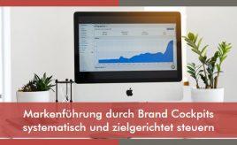 Markenführung durch Brand Cockpits systematisch und zielgerichtet steuern l Brand Research & Customer Insights l ESCH. The Brand Consultants GmbH