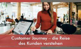 Customer Journey l die Reise des Kunden verstehen l Customer Journey & Personas erstellen l ESCH. The Brand Consultants GmbH