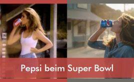 Pepsi beim Super Bowl l Markenumsetzung in Markenkommunikation, Produkt, Service & Vertrieb l ESCH. The Brand Consultants GmbH