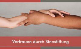 Vertrauen durch Sinnstiftung l Purpose, Vision & Unternehmensstrategie entwickeln l ESCH. The Brand Consultants GmbH