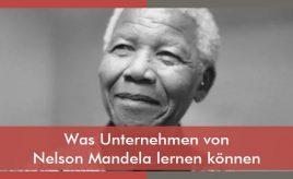 Was Unternehmen von Nelson Mandela lernen können l Leitbildentwicklung: Purpose / Vision / Unternehmenswerte l ESCH. The Brand Consultants GmbH