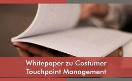 Whitepaper zu Costumer Touchpoint Management l Customer Touchpoint Management l ESCH. The Brand Consultants GmbH