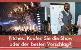 Pitches Kaufen Sie die Show oder den besten Vorschlag I Markenidentität & Positionierung l ESCH. The Brand Consultants GmbH