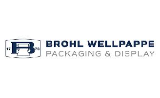 Logo Brohl Wellpappe l Brohl Wellpappe: Markenidentität, Markenpositionierung, interne Markenimplementierung, externe Markenimplementierung l ESCH. The Brand Consultants GmbH