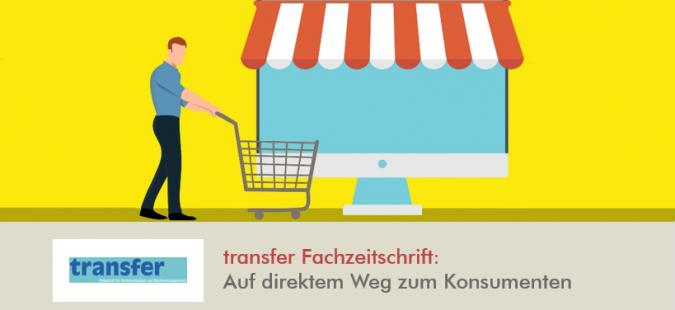 Auf direktem Weg zum Konsumenten