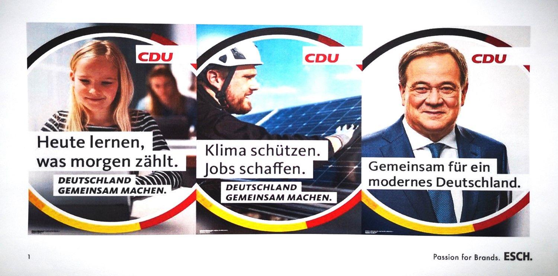 Belanglos und langweilig: die Kampagne der CDU